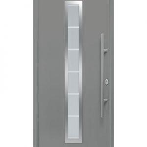 portoncino thermo65 grigio chiaro