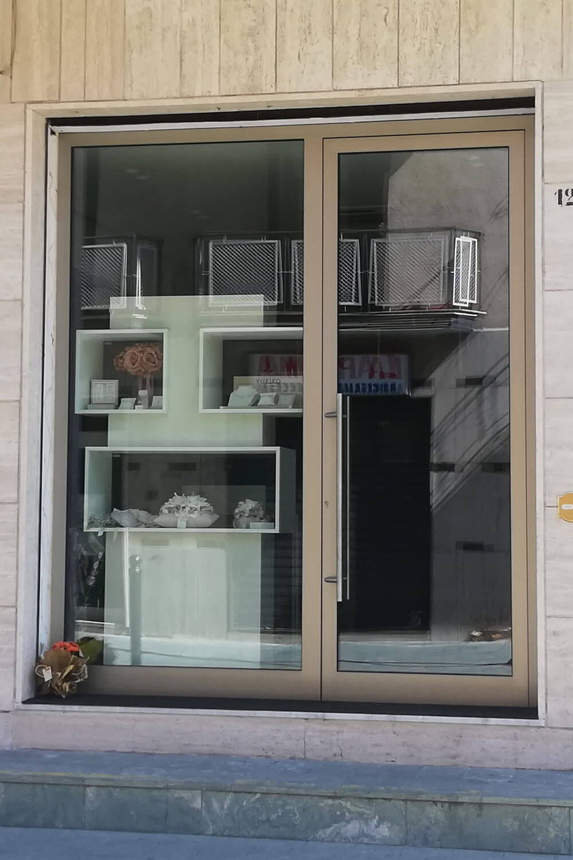 gioielleria fabbricatore infissi schuco