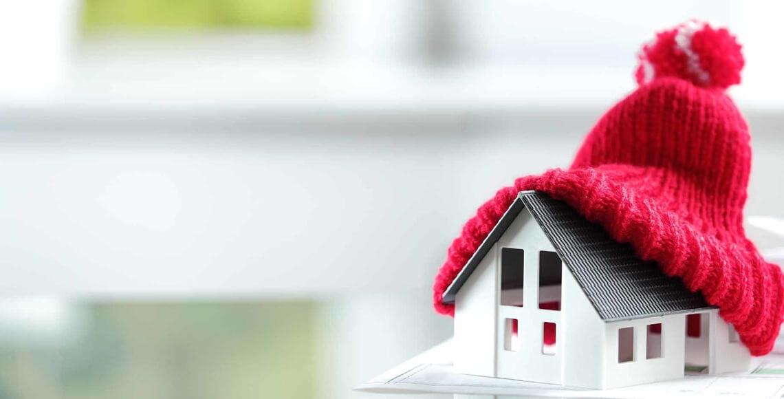modellino di casa protetta per risparmio energetico ecobonus 2020