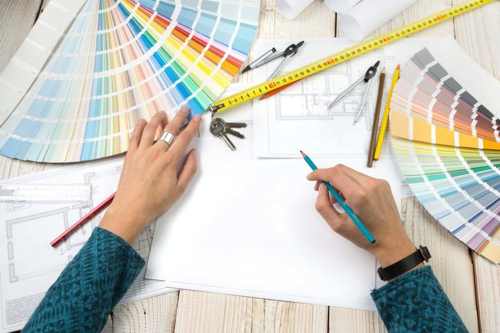 colori ral usati per ristrutturazione