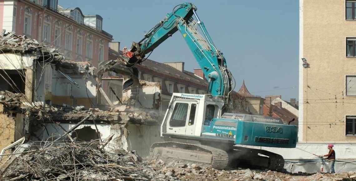 Superbonus demolizioni ricostruzioni e ristrutturazioni