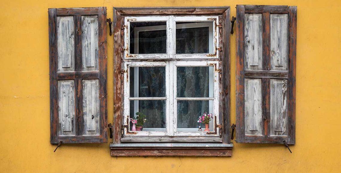 quando cambiare le finestre vecchie