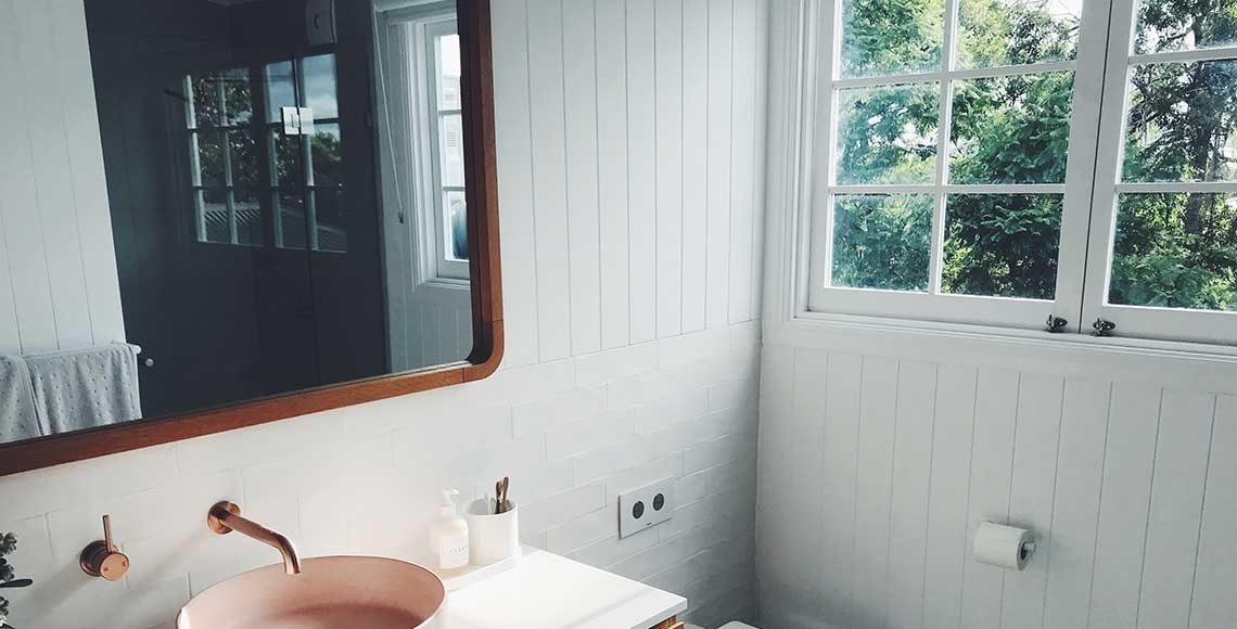 finestre in bagno, guida alla scelta