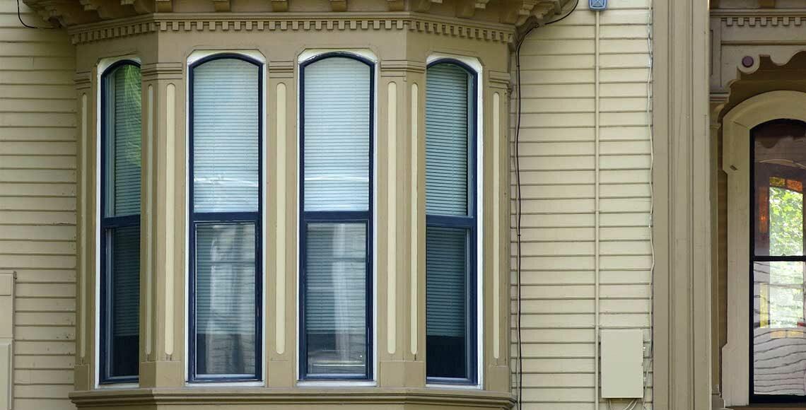 bow window e arredamento