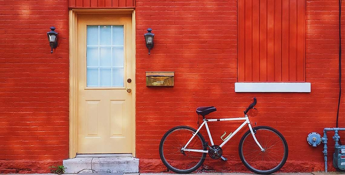 decorazioni porta di ingresso idee